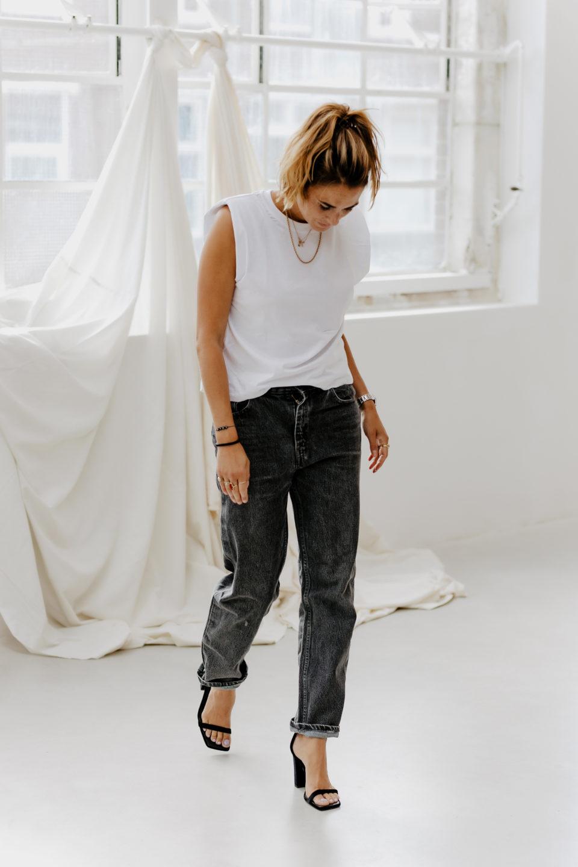 Levi's Jeans Grijs