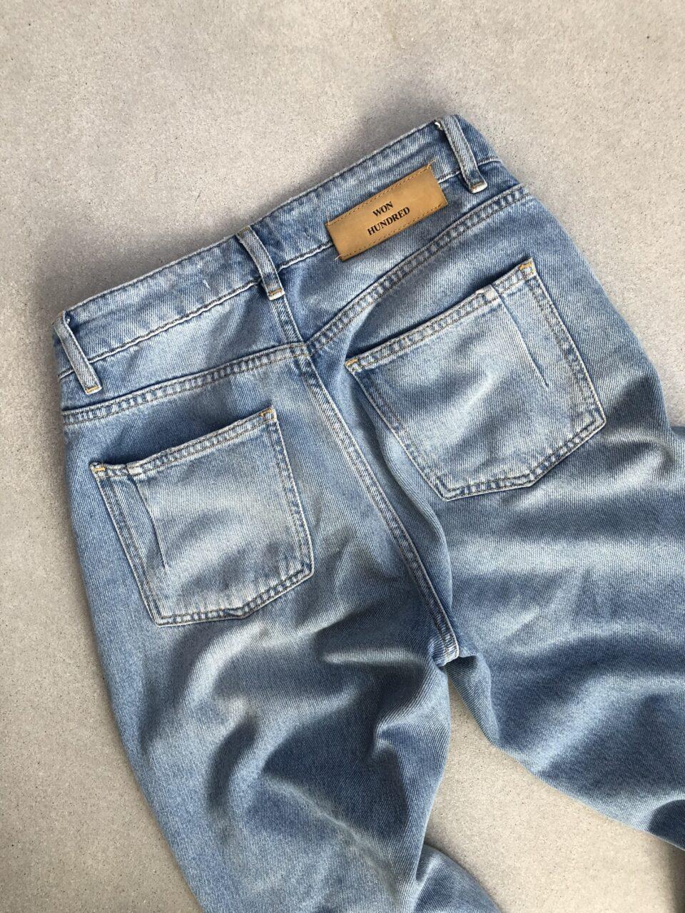 Won Hundre Mom Jeans