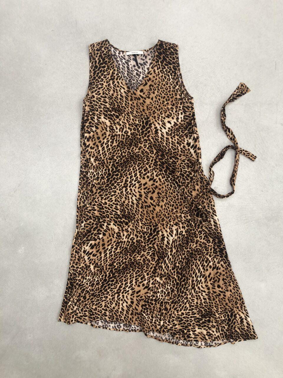 GESTUZ Tijgerprint jurk