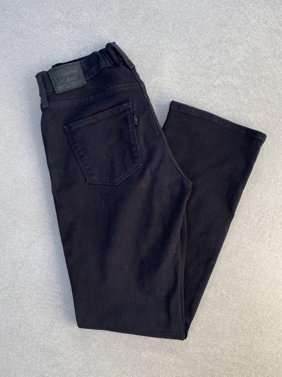 Levi's Jeans Zwart